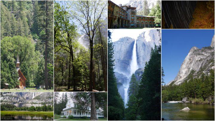 優聖美地(Yosemite)之旅